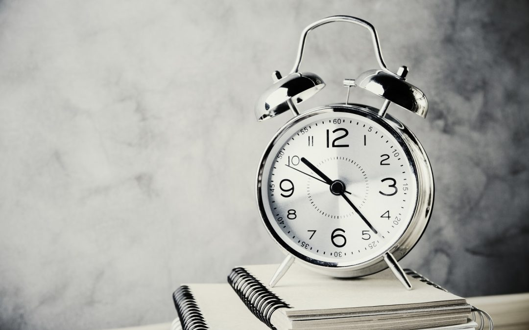 5 tips to better time management